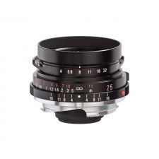 Voigtländer-Voigtlander 25mm f4 VM Color Skopar Pancake Lens