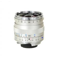 Zeiss-Zeiss 35mm f2 Biogon T* Wide Angle Lens ZM Bayonet Silver