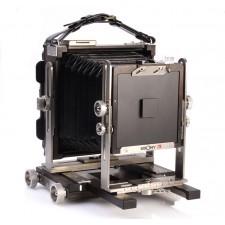Ebony-Ebony 45S 5x4 Large Format Non-Folding Camera