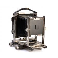 Ebony-Ebony 45SU 5x4 Large Format Non-Folding Camera