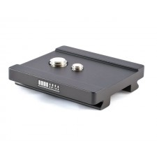 """Arca Swiss Tripod Heads-Arca Swiss Quick Release Hasselblad Camera Plate 1/4"""" and 3/8"""""""