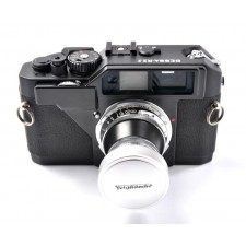 Voigtländer-Ex-Demo Voigtlander R2S + 50mm f3.5 Rangefinder Camera - Special NHS Edition