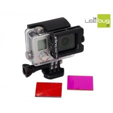 LEE Filters-LEE Filters Bug System Underwater Kit for GoPro Hero 3+