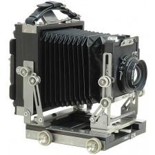 Ebony-Ebony RW45E 5x4 Large Format Folding Camera