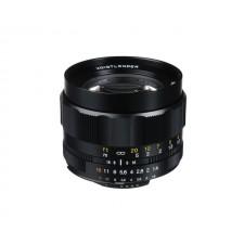 Voigtländer-Voigtlander 58mm f1.4 Nikon Fit Ultron Lens
