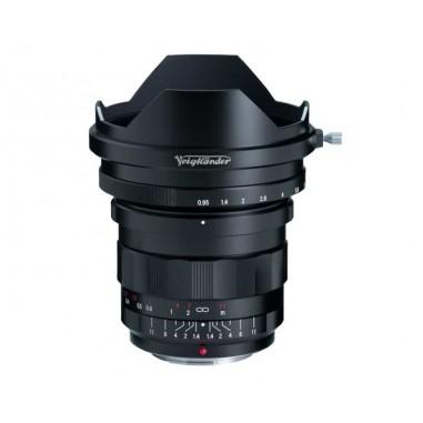 Voigtlander 10.5mm f0.95 MFT Nokton Lens