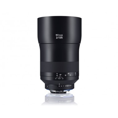 Zeiss 135mm f2.0 Milvus SLR Lens Nikon ZF.2 Fit