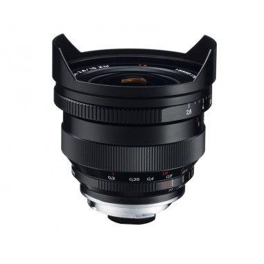 Zeiss 15mm f2.8 Distagon T* Wide Angle Lens ZM Bayonet Black
