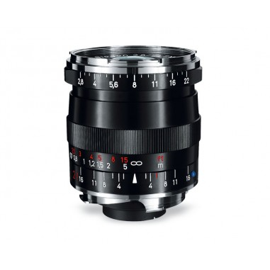 Zeiss 21mm f2.8 Biogon T* Wide Angle Lens ZM Bayonet Black