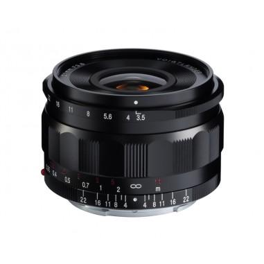 Voigtlander 21mm f3.5 E-Mount Color-Skopar Aspherical Lens