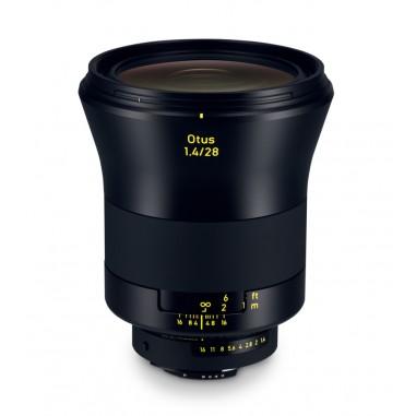 Zeiss 28mm f1.4 Otus Apo Distagon T* Standard Lens Nikon ZF.2 Fit