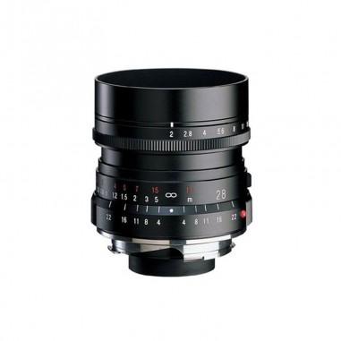 Voigtlander 28mm f2 VM Ultron Lens