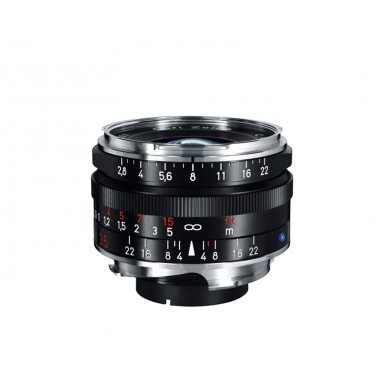 Zeiss 35mm f2.8 C-Biogon T* Wide Angle Lens ZM Bayonet Black