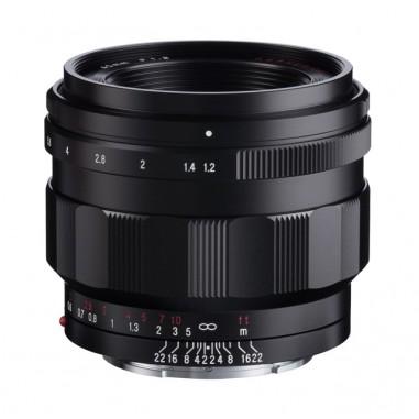 Voigtlander 40mm f1.2 Aspherical E-Mount Lens