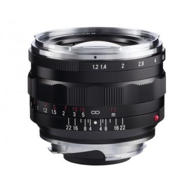 Ex-Demo Voigtlander 40mm f1.2 Nokton Aspherical VM Lens