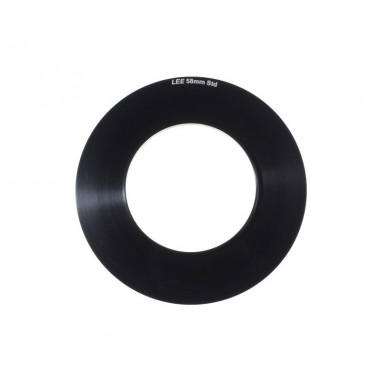LEE Filters 100mm System 58mm Standard Adaptor Ring