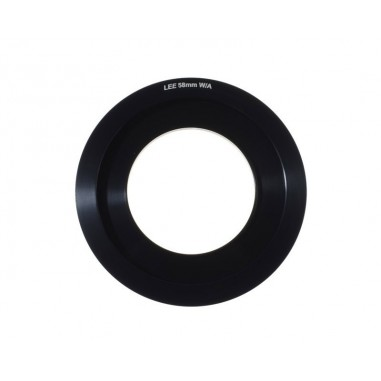 LEE Filters 100mm System 58mm Wide Angle Adaptor Ring