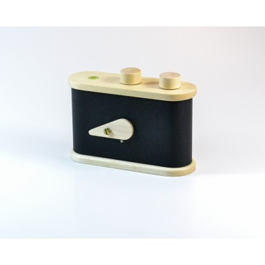 LEROUGE 66 Pinhole Camera Black