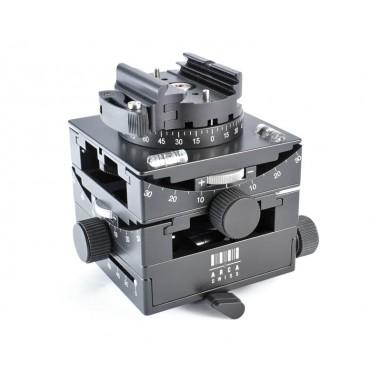 Arca Swiss C1 Cube Head with Quickset Fliplock Device