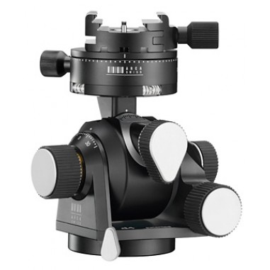 Arca Swiss D4 GP Geared Panning Tripod Head with Quickset Classic Device