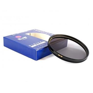 B+W 62mm Kasemann Circular Polariser MRC F-Pro Filter