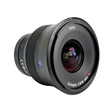 Ex-Demo Zeiss Batis 18mm f2.8 Distagon T* Lens - Sony E Mount