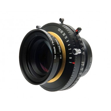 Cooke Series XVa Triple Convertible Large Format Lens - No shutter or iris