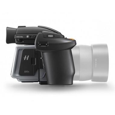 Hasselblad H6D-100c Medium Format Digital Camera Body Side View