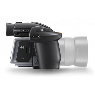 Hasselblad H6D-50c Medium Format Digital Camera Body Side View