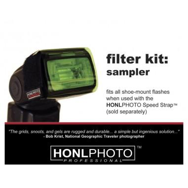 Honl Photo Sampler Filter (Gel) Kit