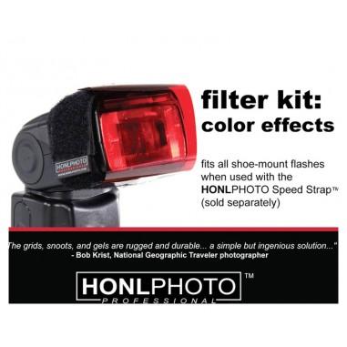 Honl Photo Colour Effects Kit (Gel) Kit