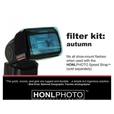 Honl Photo Autumn Filter Kit (Gel) Kit