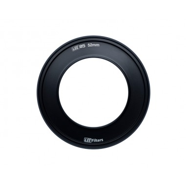 LEE Filters LEE85 System 52mm Adaptor Ring
