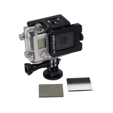 LEE Filters Bug System Action Kit for GoPro Hero 3