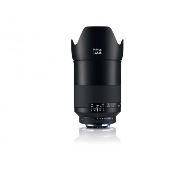 Zeiss 35mm f1.4 Milvus Wide Angle SLR Lens Nikon ZF.2 Fit