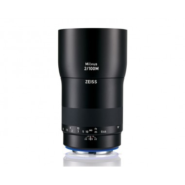 Zeiss 100mm f2M Milvus SLR Macro Lens Canon ZE Fit