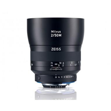 Zeiss 50mm f2M Milvus SLR Macro Lens Nikon ZF.2 Fit