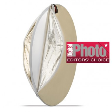 Photoflex MultiDisc Circular Reflector 5 in 1 22""