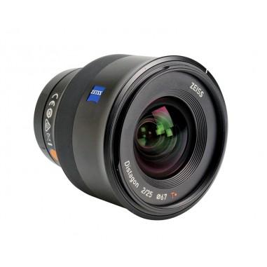 Ex-Demo Zeiss Batis 25mm f2 Distagon T* Lens - Sony E Mount
