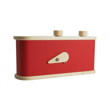 LEROUGE 612 Pinhole Camera Red