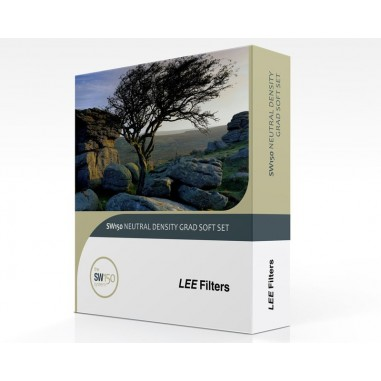 LEE Filters SW150 Mark II System Filter Set Neutral Density Grad Soft