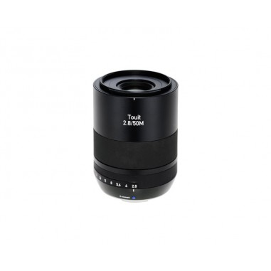 Zeiss 50mm f2.8 Touit Makro Fuji X Fit Lens