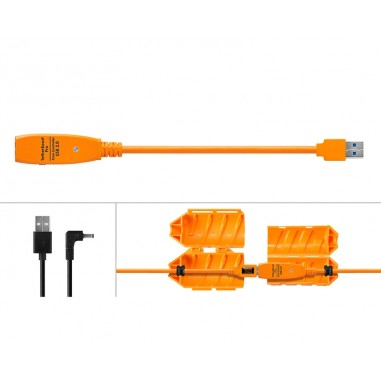 TetherBoost Pro USB 3.0 Core Controller Orange