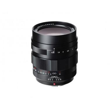 Voigtlander 42.5mm f0.95 MFT Nokton Lens
