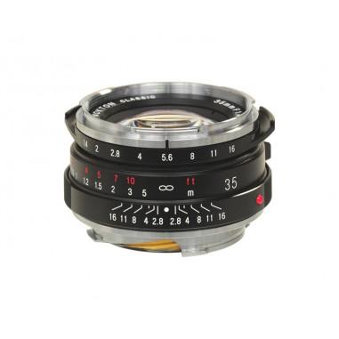 Voigtlander 35mm f1.4 VM Nokton-Classic MC Lens