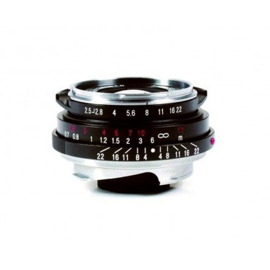 Voigtlander 35mm f2.5 VM Color-Skopar P II Lens
