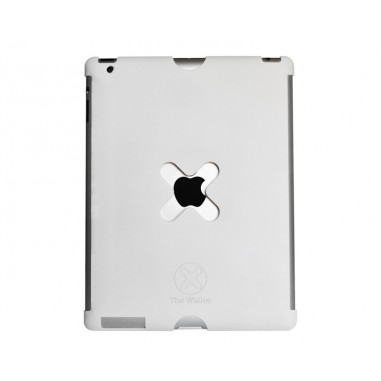 TetherTools WSC3WHT Wallee X-Lock Case for iPad 3 or 4 White