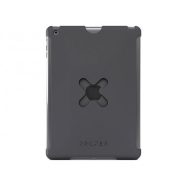 TetherTools WSCA1GRY Wallee X-Lock Case for iPad Air 1 Gray