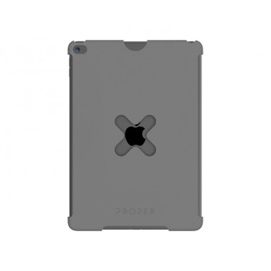 TetherTools WSCA2GRY Wallee X-Lock Case for iPad Air 2 Gray