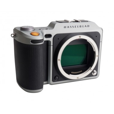 Ex-Demo Hasselblad X1D-50c in use (lens not included)